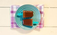 Epicure's Chocolate Pudding Pops