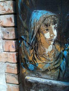 Street art from around the world Street Art Love, Street Art Banksy, Sculptures, Lion Sculpture, Sidewalk Art, Building Art, Street Culture, Chalk Art, Street Artists