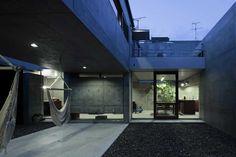 kiyonobu nakagame: house in shizuoka