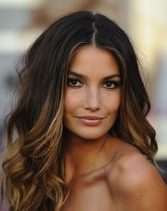 Go Ombre: Ombre means shadow, and is a fun and on-trend way to mix it up dark hair. Its subtle and requires barely any upkeep!