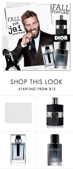 """Fall Dior"" by justlovedesign ❤ liked on Polyvore featuring beauty, PAM, Christian Dior, Dior, jaicourtney and fallscent"