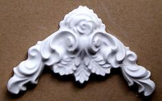 Hey, I found this really awesome Etsy listing at https://www.etsy.com/listing/117141779/rose-corner-plaster-mold-clay-mold