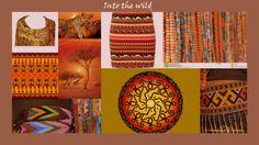het derde thema is 'into the wild'