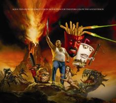 Aqua Teen Hunger Force Colon Movie Film