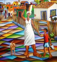 Maria Lata D`agua ~ Alexander Pacheco