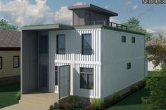 3 Shipping Container Homes and How They Stack Up photo