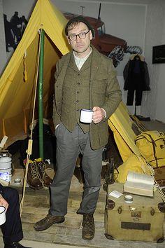 Nigel Cabourn AW15 #LCM