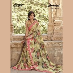Get our Best Seller Occasional Sarees like Bridal, Evening, Engagement, Party,Wedding, Casual and Office Wear with latest trends from ‪#‎LaxmipatiSaree‬. Shop now@ http://www.laxmipati.com/BestSeller
