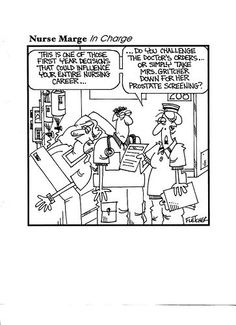 Nursing/Medical Humor Too Funny...