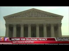 Victory for cell phone privacy