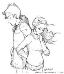OMG SOMEONE DREW Puck AND Sean JUST AS I HAD IMAGINED. *Fangirling*
