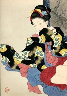 I love the moving patterns. By Takato Yamamoto.
