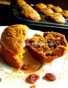 Muffiny - Pečenie - menu - Recepty
