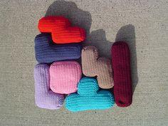 tetris crochet