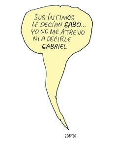Caricatura de Zapata en la página de Opinión sobre Gabriel García Márquez. Caracas, 21-04-2014. Caracas, 21-04-2014 (PEDRO LEON ZAPATA / ARCHIVO EL NACIONAL)