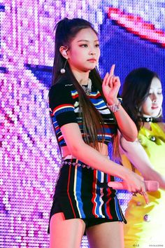 Uploaded by ♡ Peach 🍑 pink♡. Find images and videos about kpop, blackpink and jennie on We Heart It - the app to get lost in what you love. Blackpink Jennie, South Korean Girls, Korean Girl Groups, K Pop, Rapper, Pink Instagram, Most Beautiful Faces, Blackpink Jisoo, Stage Outfits