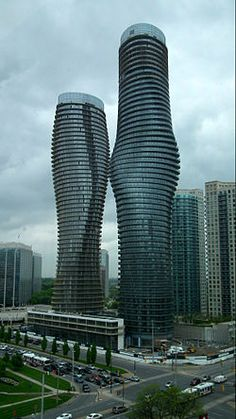 Absolute World Towers, Mississauga, Ontario, Canada (161m & 179m) / Register at www.wildcanadasalmon.com for 50% Off Your First Order, CLOSING SOON!