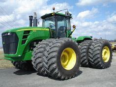 J.D. Equipment Export - John Deere 9530