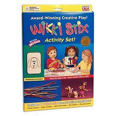Wikki Stix Activity Kit-