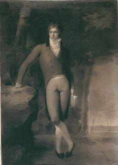Jean-Baptiste Isabey, Self-Portrait