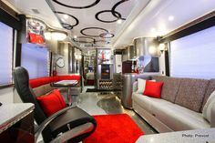 Motorhome-this is what my salon on wheels is going to be like