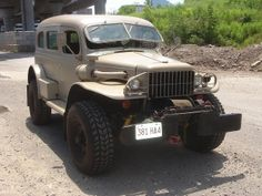 Resto-Mod Workhorse: 1942 Dodge WC53 Carryall Turbodiesel - Diesel Army