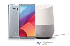 Early LG G6 buyers will get a free Google Home