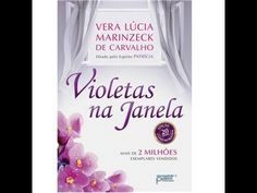 Livro Audio - Violetas na Janela