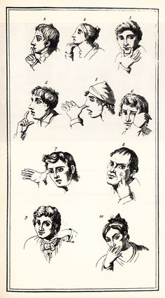 South Italian hand gestures illustrated -- better than a dictionary.