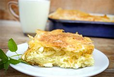 rs - Pita od starog hleba: Recept za svačiji ukus i džep! Savory Muffins, Cheese Pies, Good Food, Yummy Food, Happy Foods, Dessert Recipes, Desserts, Sweet And Salty, Greek Recipes