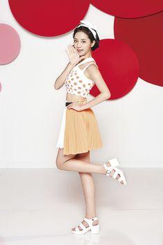 Hyeri Girls Day Members, Girl's Day Hyeri, Girl Sday, Kpop Girls, Girl Group, Cheer Skirts, Rapper, Ballet Skirt, Stars