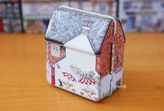 Boutique / Magasin en ligne kawaii - Petite boîte métal - www.chezfee.com
