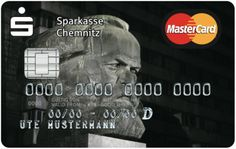 PRICELESS: An East German Bank Is Now Offering A Karl Marx Credit Card