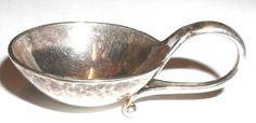 Georg Jensen Sterling Silver Caddy Spoon  #110 London 1925