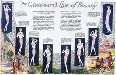 All sizes | Gossard Undergarments, 1926 | Flickr - Photo Sharing!