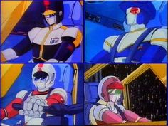 Saber Rider and the Star Sheriffs Philippines IBC 13 Run 80s 90s