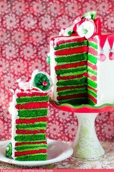 Christmas cake -Awesome!!!!