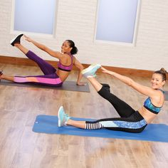 At-Home Ab Workout: 10-Minute Video