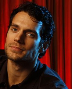 Henry Cavill.  This guy just OOOZES Superman.  I can't wait to see it!
