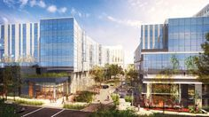 Two Vulcan office buildings on Eighth will have a $2M woonerf in between http://www.djc.com/news/ae/12076648.html
