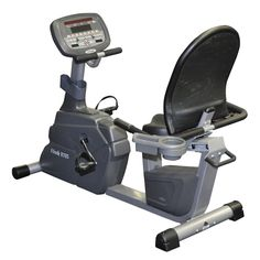 The Fitnex Light Commercial Recumbent #Bike is a heavy duty, well-built bike. Recumbent bikes are typically preferred because they provide an effective #cardio and #aerobic #workout with none of the impact or strain of other types of #exercises. Recumbent bikes are ideal for rehabilitation and for those who may suffer from back pain and other injuries. This bike is made to last and to endure through large amounts of use.
