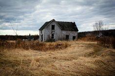 abandoned house                                                                                                                                                           hillside                                                                        ..
