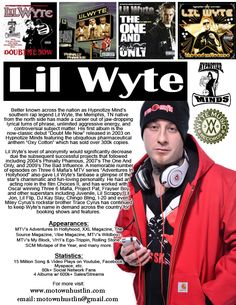 lil wyte first song