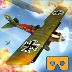 Battle Wings VR   VRCreed A pilot has to think real fast, so should any of you who tries this Battle Wings #VR game! Get it now from our store, VRCreed! #virtualreality #vrcontent http://www.vrcreed.com/apps/battle-wings-vr/
