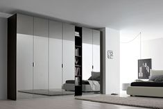bedroom wardrobe frosted glass - Google Search