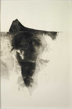 Leslie Snows | Black Iceberg No. 1 (2008)