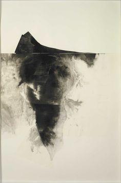 Leslie Shows | Black Iceberg No. 1 (2008)