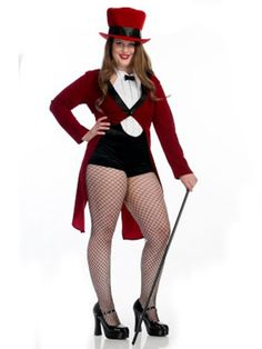 Check out Women's Plus Size Circus Sweetie - Wholesale Funny Costumes for Adults from Wholesale Halloween Costumes