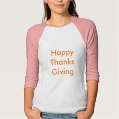#Happy #Thanks #Giving T-shirts