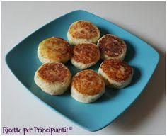 Ricette per Principianti: Polpette veg di patate